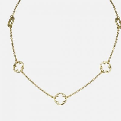 'Promessa de Amor' chain in yellow gold