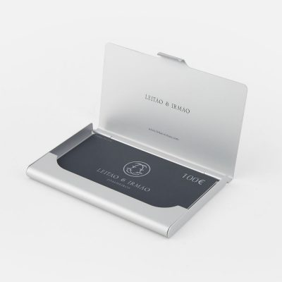 Physical Gift Card - 100 euros