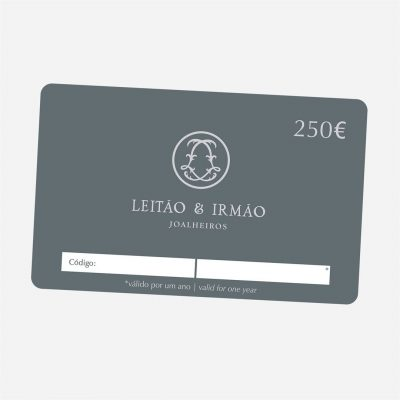 Digital Gift Card - 250 euros