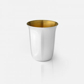 Baby cup in silver