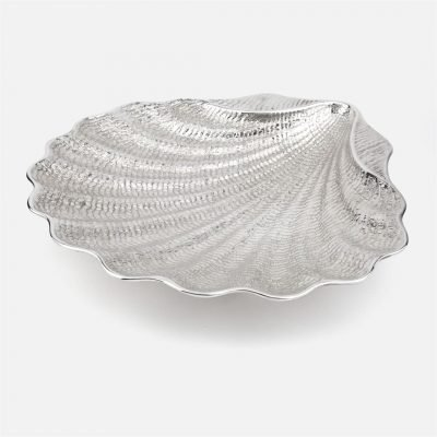 Shell in silver