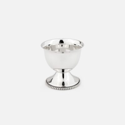 Eggcup in silver