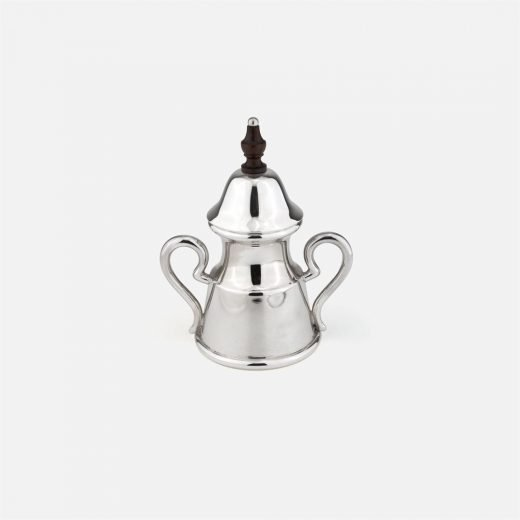 Sugar bowl in silver - 'Árabe' tea service