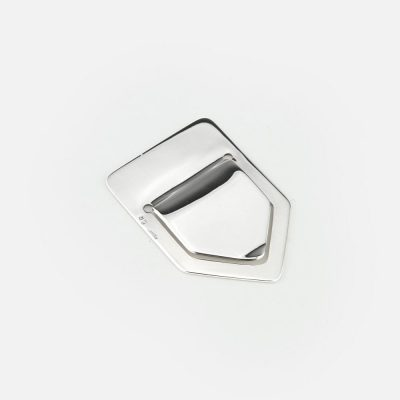 Money clip in silver